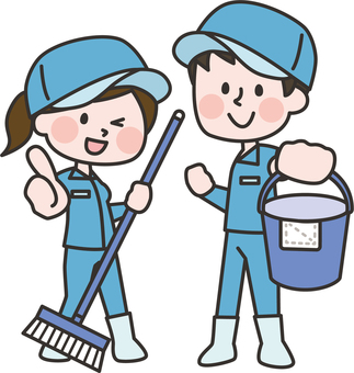 Sweeper men and women _ body 2