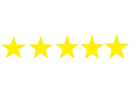 Five stars kawq