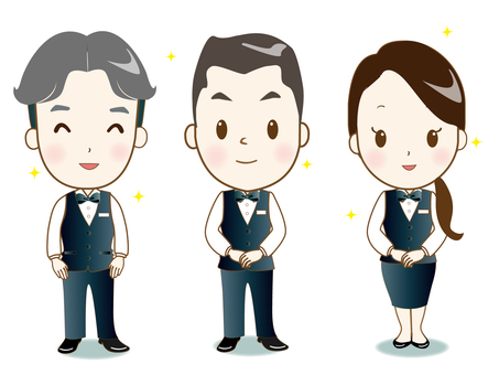 Hotel staff 3