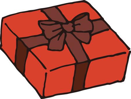 Valentine (gift 1 · red)