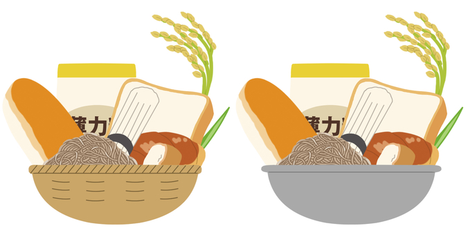 【Stuffing】 Cereals * No main line