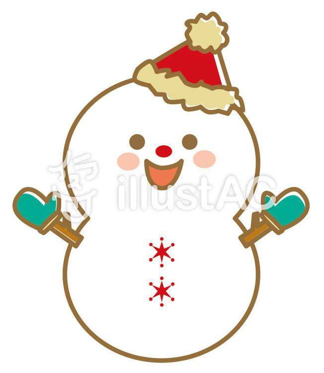 Freie Cliparts: Schneemann Weihnachten Der Winter Jahresende Anfang ...