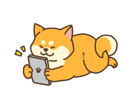 Smartphone Shiba 2