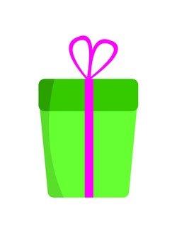 Present (green)