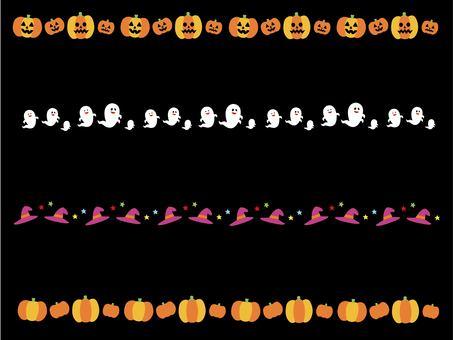 Halloween line