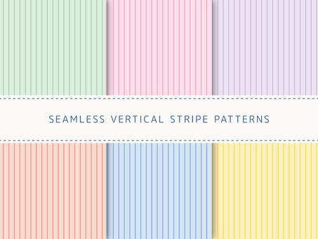 Set of stripes
