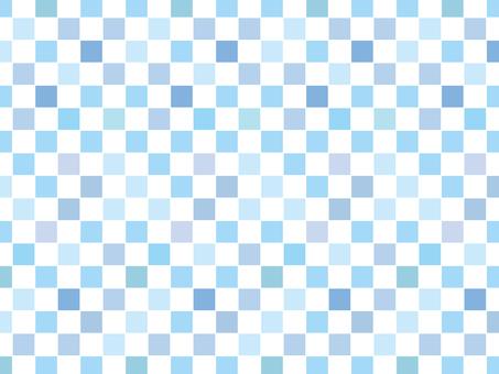 "Checkered ""Blue"""