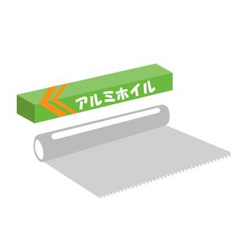 Disaster / disaster prevention (aluminum foil)