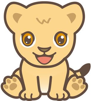 Children Lion 1
