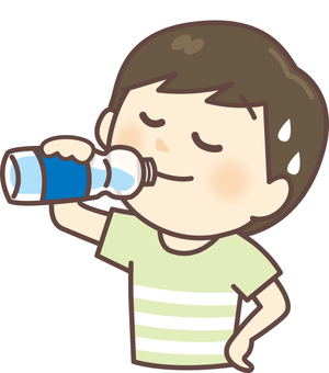 Child with hydration 02