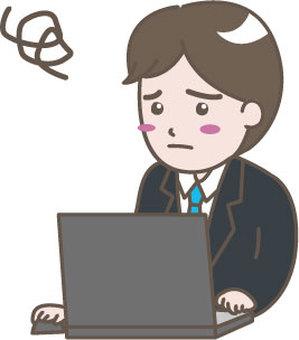 Desktop Male (Trouble)