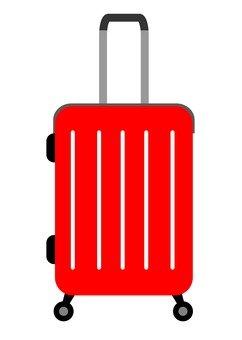 旅行箱(紅色)第2部分