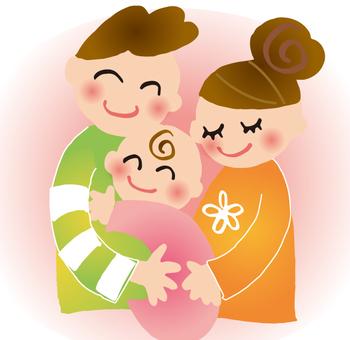 Fureai parent and child