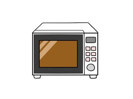 Simple microwave