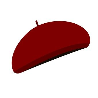 貝雷帽02
