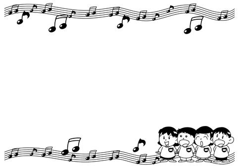 보육원 · 유치원 프레임 014