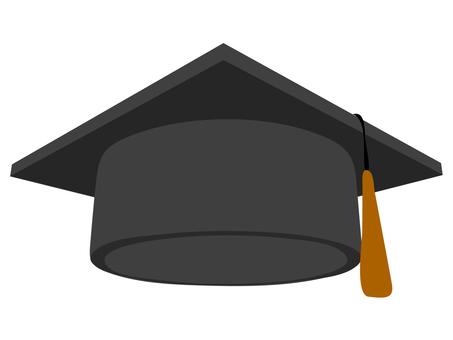 Corner hat