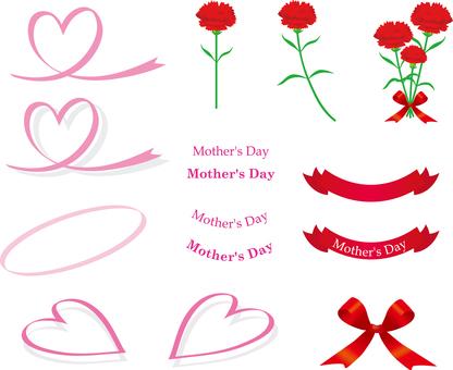 Illustrations Free carnation material