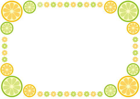 Frame - Citrus - MIX