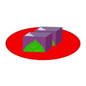 水傳館紅色托盤