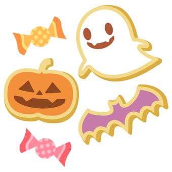 Halloween cookie 5