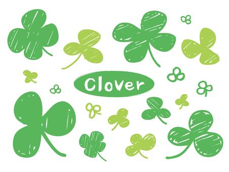 Clover rough