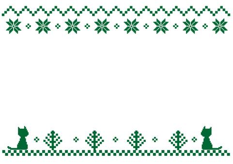 北欧模式框架(绿色)