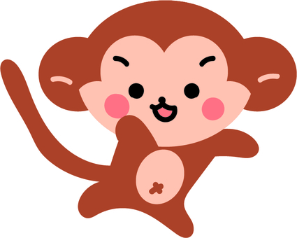 Monkey (full of energy)