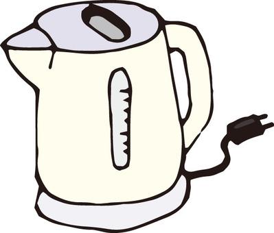 Home electronics (electronic kettle 1)