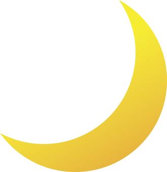 Crescent moon (moon)