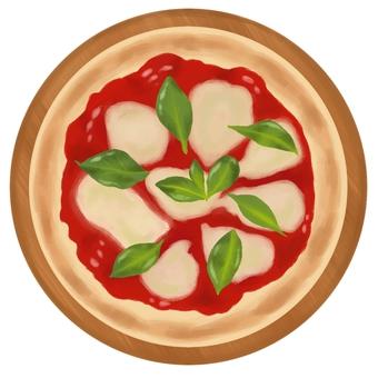 Pizza (Margherita)