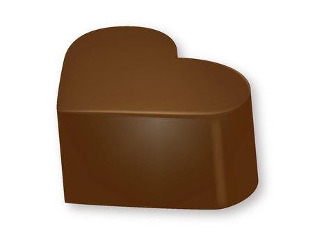 Chocolate Heart 4