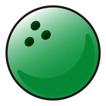 Bowling ball 1