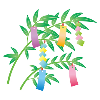 Decoración Tanabata
