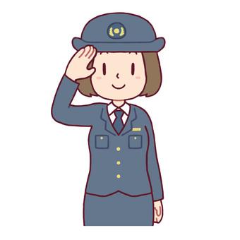 Police Officer (Female)