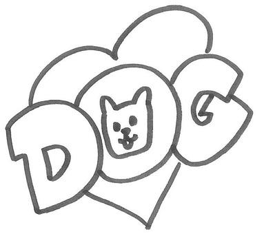 Wanko dog dog logo