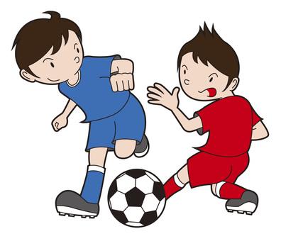 Soccer boy 003