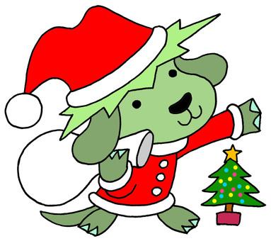 Dog Chara · Christmas