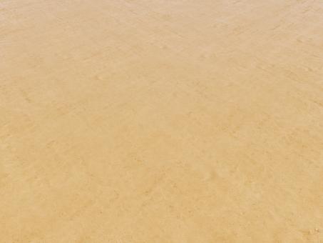 砂浜の背景(パースペクティブ)
