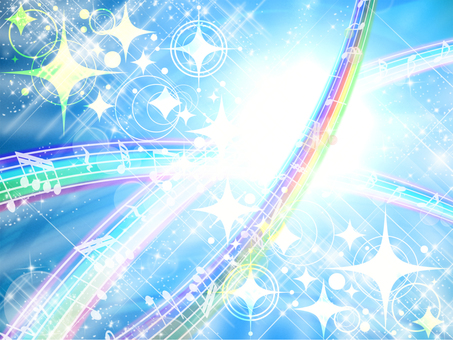 Musical notes background 03