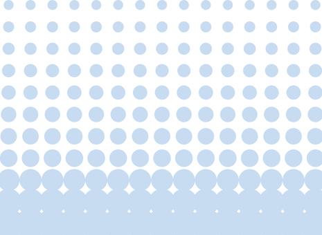 Dot Pattern 1 Blue