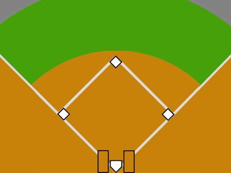 야구 그라운드