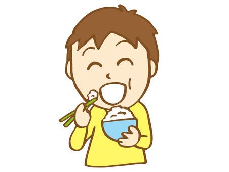 식사 (소년) 2