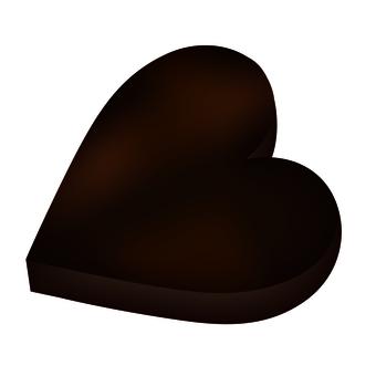 Heart Chocolate 1