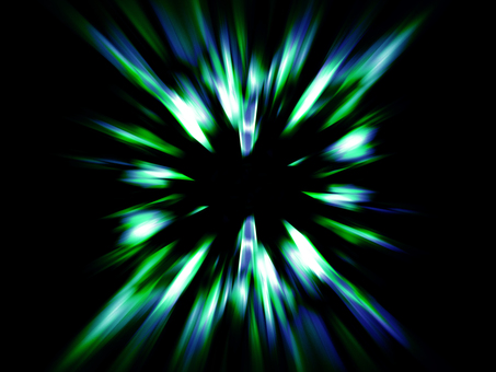 Zoom 13 (Black Blue Green)