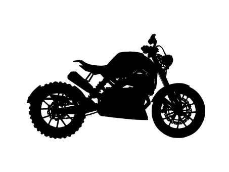 Bike silhouette 4