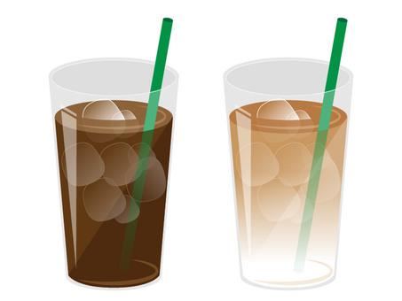 冰咖啡,冰咖啡