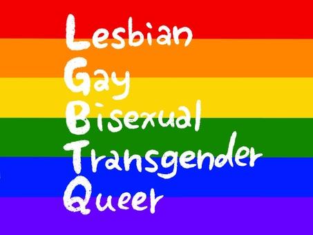 LGBTQ text