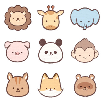 Icon animal collection 2