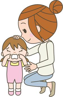 An infant